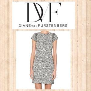 DVF Pele Snake Dress
